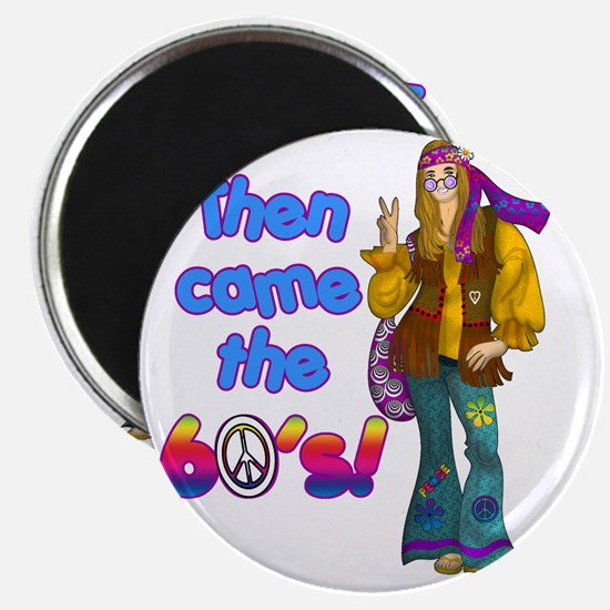 THEN-CAME-THE-60S Magnet
