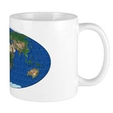 mollweide_3000t Small Mug
