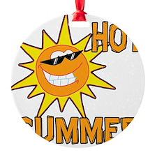 hot summer Ornament