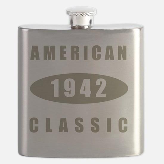 1942 American Classic Flask