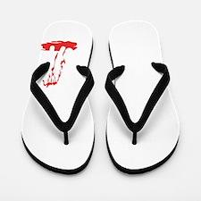 kill zombie wh Flip Flops