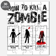 kill zombie Puzzle