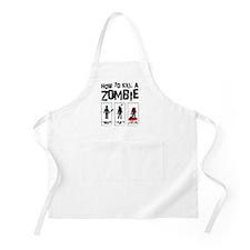 kill zombie Apron
