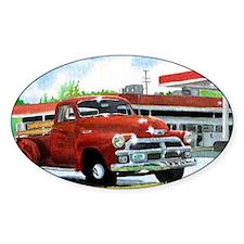 truckframe Decal