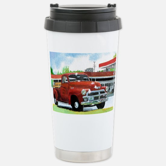 truckframe Stainless Steel Travel Mug