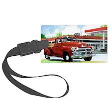 truckframe Luggage Tag