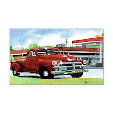 trucksticker Rectangle Car Magnet
