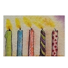 HappyBirthday Postcards (Package of 8)
