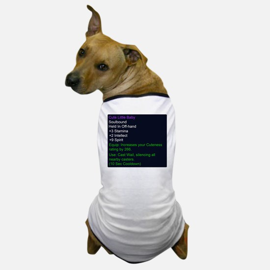 Cute Little Baby Epic Item Dog T-Shirt