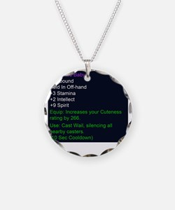 Cute Little Baby Epic Item Necklace