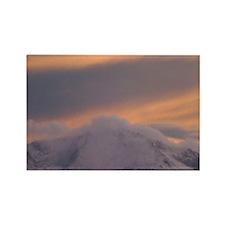 Peak Sunsets 9-2-11 (64) Rectangle Magnet