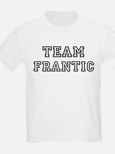 Team FRANTIC Kids T-Shirt