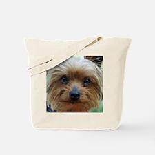 YorkieShowerC Tote Bag