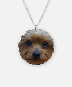 YorkieShowerC Necklace