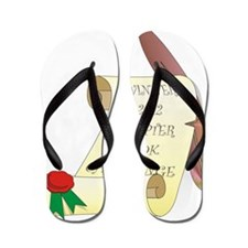 2012 Chapter Book Challenge Winner tr Flip Flops