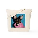 Chihauhau Totes & Shopping Bags
