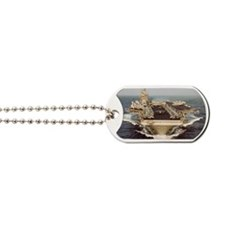 constellation cva rectangle magnet Dog Tags