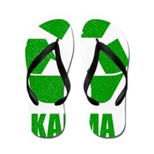 recycleKARMA Flip Flops