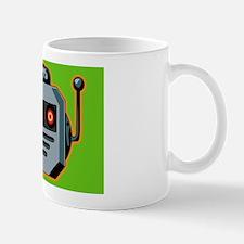 RobotHeadLaptop Mug