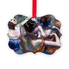 PC Degas Dancers99 Ornament