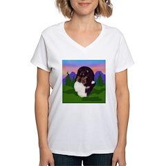 Tri colored Sheltie Shirt