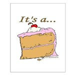 It's A Piece Of Cake Small Poster
