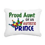 Autism Rectangle Canvas Pillows