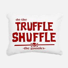 goonies-truffle-shuffle Rectangular Canvas Pillow