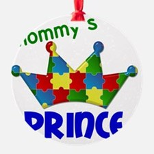 D Mommys Autistic Prince Ornament
