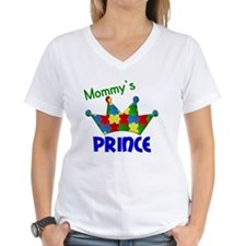 D Mommys Autistic Prince Shirt