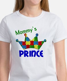D Mommys Autistic Prince Tee