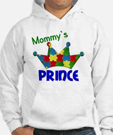 D Mommys Autistic Prince Jumper Hoody