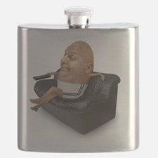 couch potato on White - LG Flask