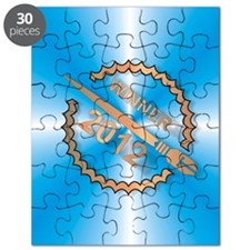 Chapter Book Challenge 2012 winner journal2 Puzzle