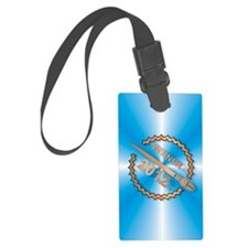 Chapter Book Challenge 2012 winn Luggage Tag