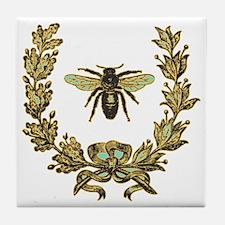 vint-bee Tile Coaster