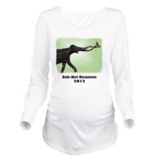 reunion picture 2012 Long Sleeve Maternity T-Shirt
