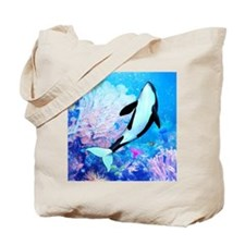 aqu_shower_curtain Tote Bag