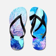 aqu_shower_curtain Flip Flops