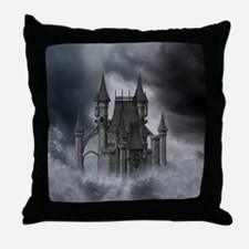 dc_shower_curtain Throw Pillow