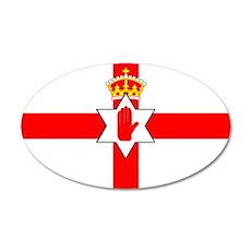 Northern Ireland United King Wall Decal
