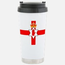 Northern Ireland United Kingdom Travel Mug