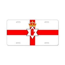 Northern Ireland United Kin Aluminum License Plate