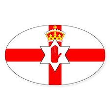 Northern Ireland United Kingdom fla Decal