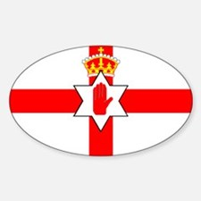 Northern Ireland United Kingdom fla Decal