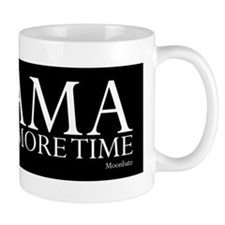 Obama One MoreTime bmp stkr Mug