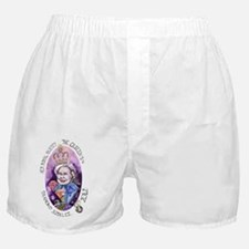 Diamond Jubilee | Queen Elizabeth II Boxer Shorts