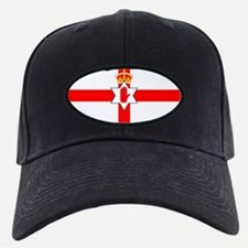 Northern Ireland United Kingdom flag_tra Baseball Hat