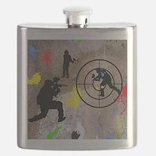 pAINTBALL aIM TWIN Flask