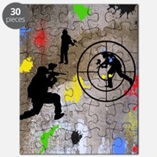 pAINTBALL aIM TWIN Puzzle